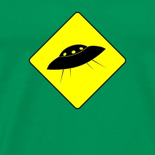 Attention OVNI - T-shirt Premium Homme