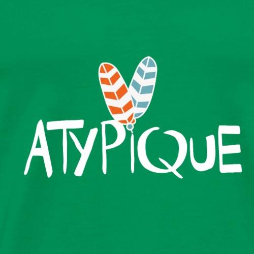 ATYPIQUE 2 - T-shirt Premium Homme