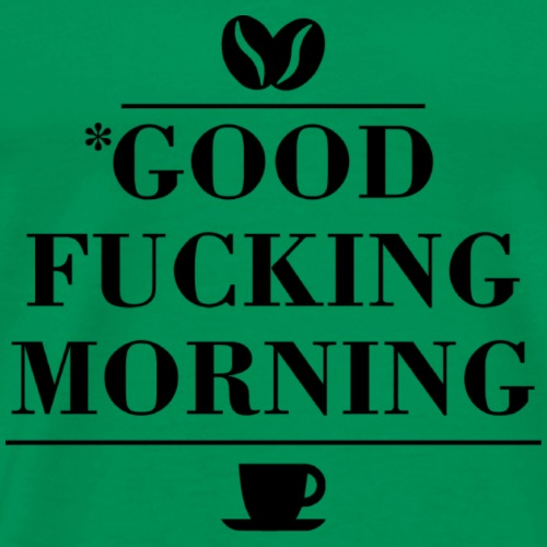MORNING - T-shirt Premium Homme