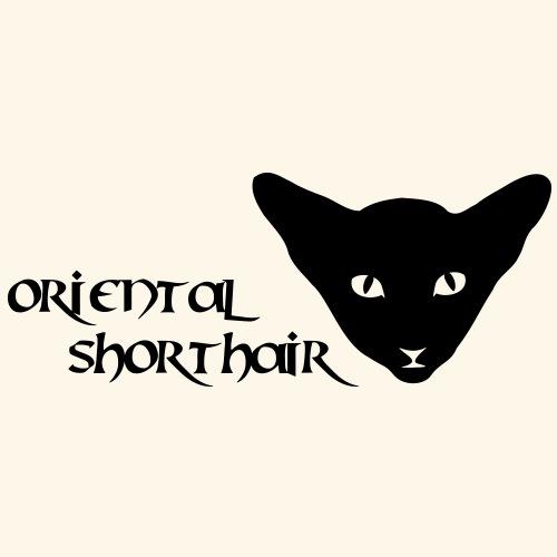 oriental shorthair - Männer Premium T-Shirt