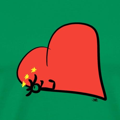 Kuoro sotto cuore - Maglietta Premium da uomo
