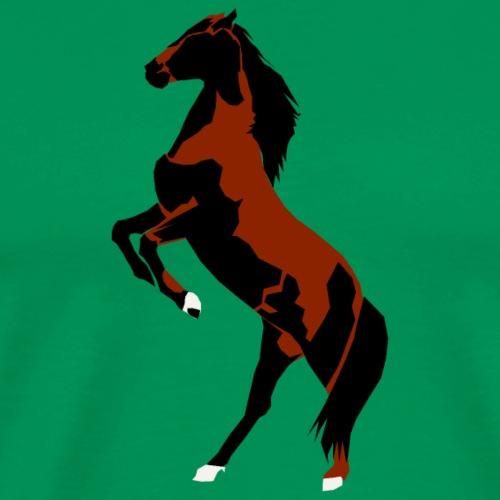 stallion 03 - Men's Premium T-Shirt