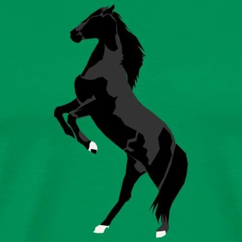 stallion 02 - Men's Premium T-Shirt