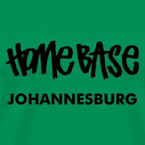 Home City Johannesburg - Männer Premium T-Shirt