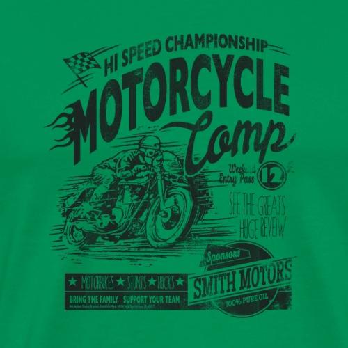 Mortorbike - Männer Premium T-Shirt