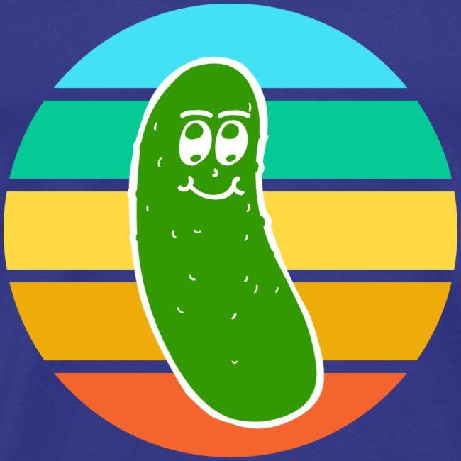 Vintage Colored Pickle #6
