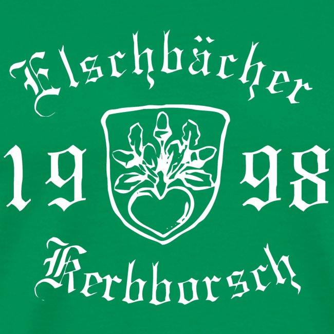 Logo Kerbborsch 98 weiss