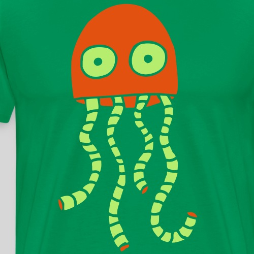 alien1 - Männer Premium T-Shirt
