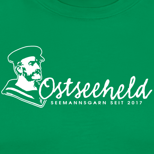 Ostseeheld 2 - Männer Premium T-Shirt