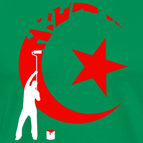 Algérie for Ever - T-shirt Premium Homme