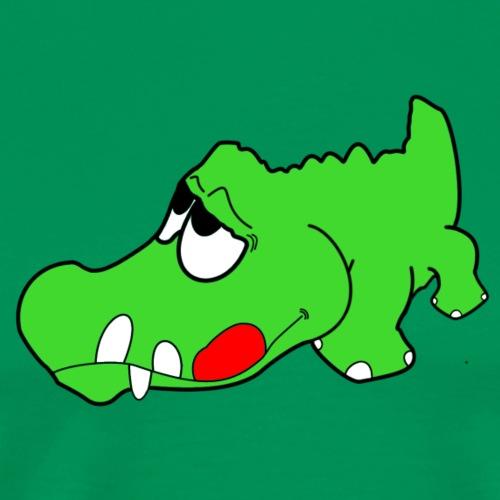 KrokoLogo#1 - Männer Premium T-Shirt