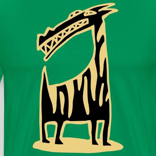 tier4 - Männer Premium T-Shirt