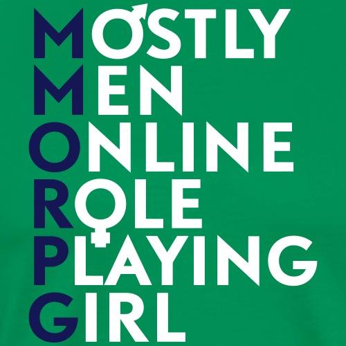 Accronyme MMORPG - T-shirt Premium Homme