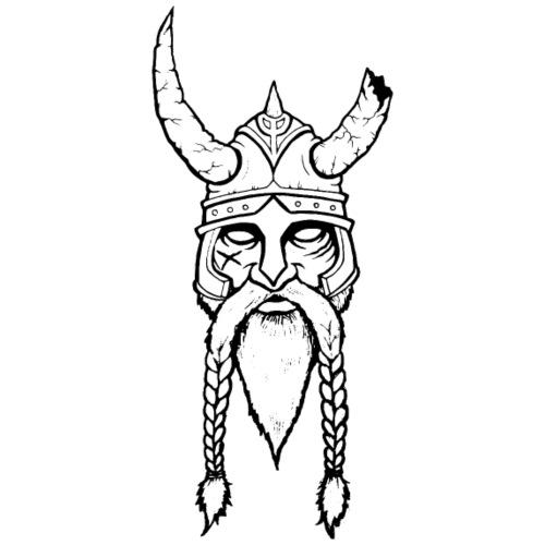 Vikinger - Männer Premium T-Shirt