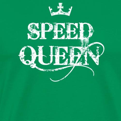 Speed Queen - Männer Premium T-Shirt