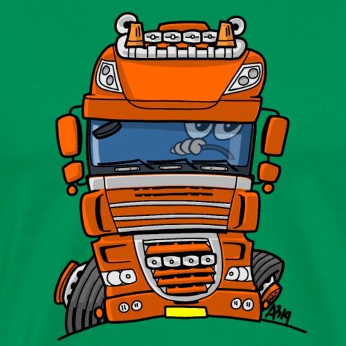 0793 D truck - Mannen Premium T-shirt