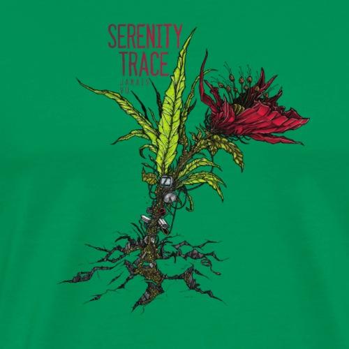 Serenity Trace - Jamais Vu Cover - Premium T-skjorte for menn