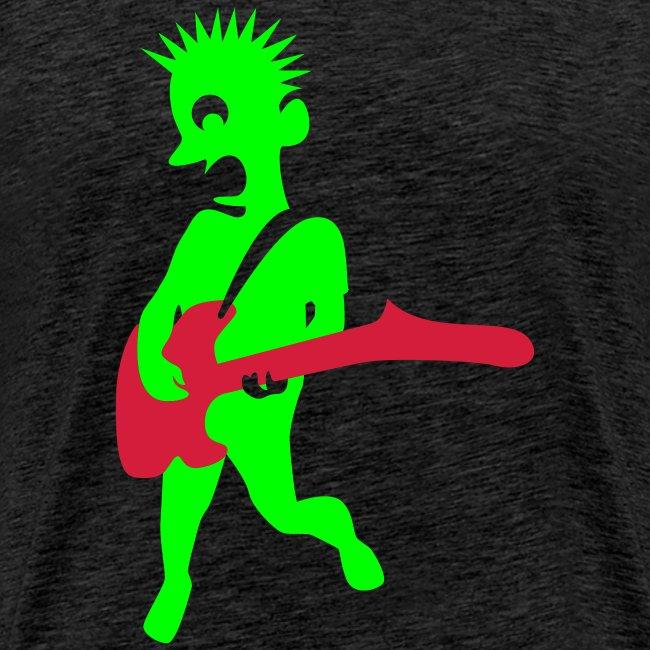 Kaygood guitar kid