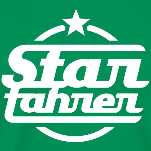 Star Fahrer - Männer Premium T-Shirt