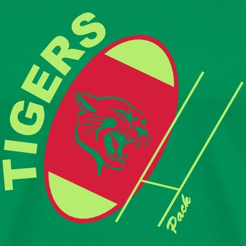 TIGERS - T-shirt Premium Homme