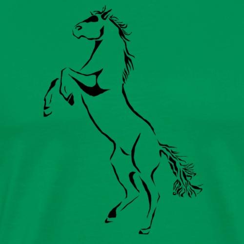 stallion 01 - Men's Premium T-Shirt