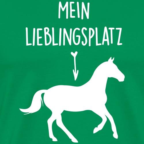 lieblingsplatz - Männer Premium T-Shirt