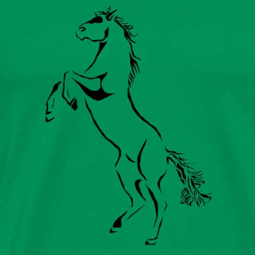 stallion 01 - Men's Premium T-Shirt