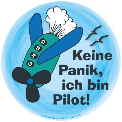 Ich bin Pilot - Männer Premium T-Shirt