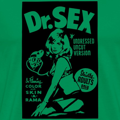 Doctor Sex poster - T-shirt Premium Homme