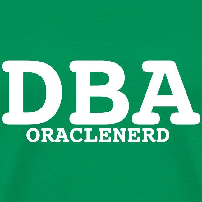 dba oraclenerd
