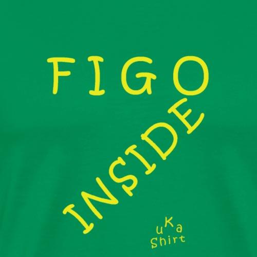 Cool Inside Italian Version - Men's Premium T-Shirt