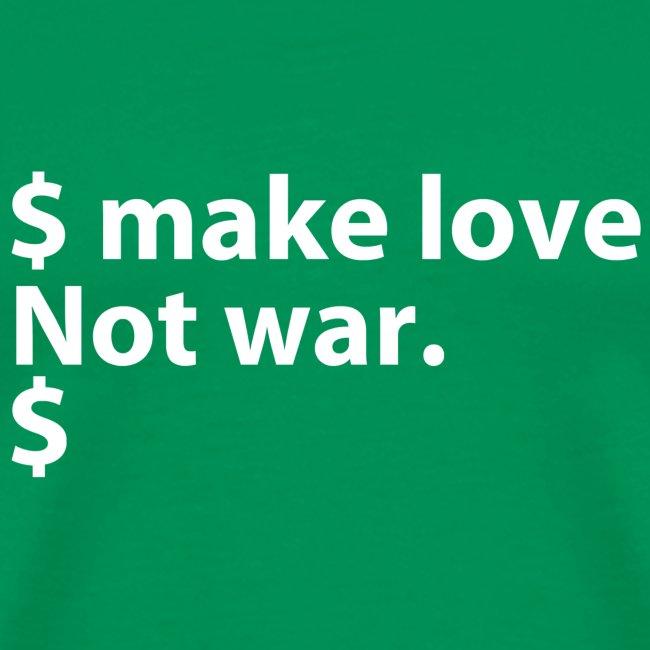 Make love not war linux