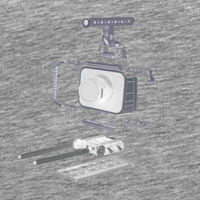 VivoDigitale t-shirt - Blackmagic