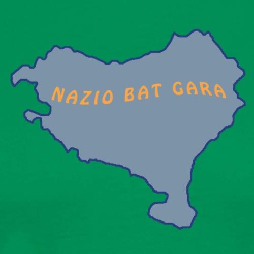 NAZIO BAT GARA - T-shirt Premium Homme