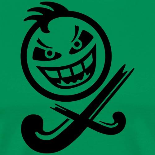 hockey vampier - Mannen Premium T-shirt