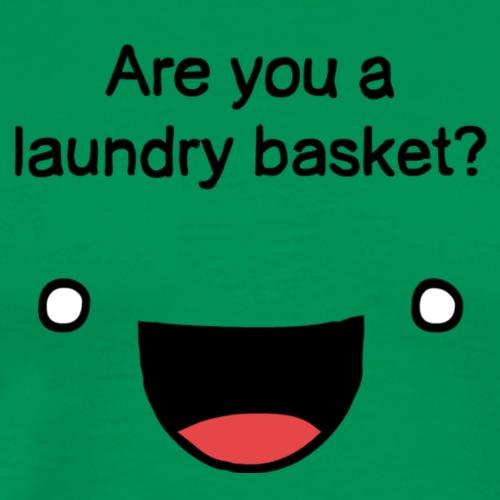 Laundry Basket - Männer Premium T-Shirt