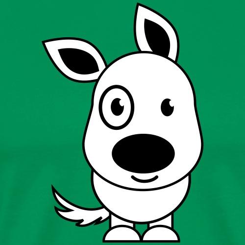 dog - Men's Premium T-Shirt