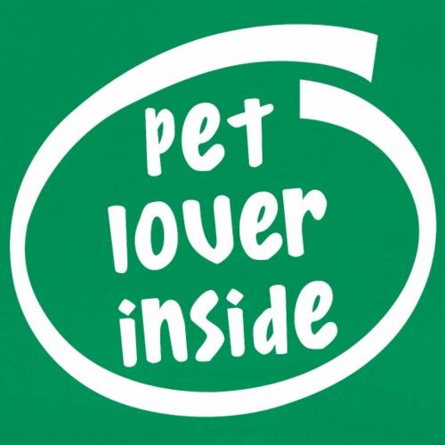 pet lover inside (1842B)