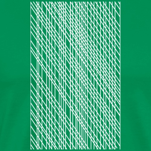 Umano Lines 03 - Men's Premium T-Shirt