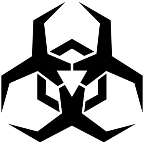 virus - Premium T-skjorte for menn