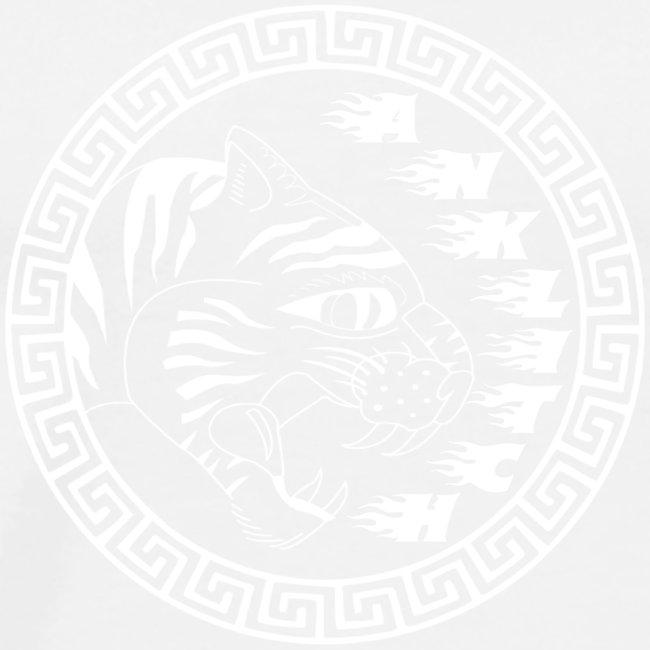 Anklitch Logo wit