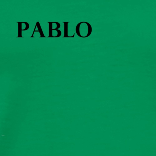PABLO - Men's Premium T-Shirt
