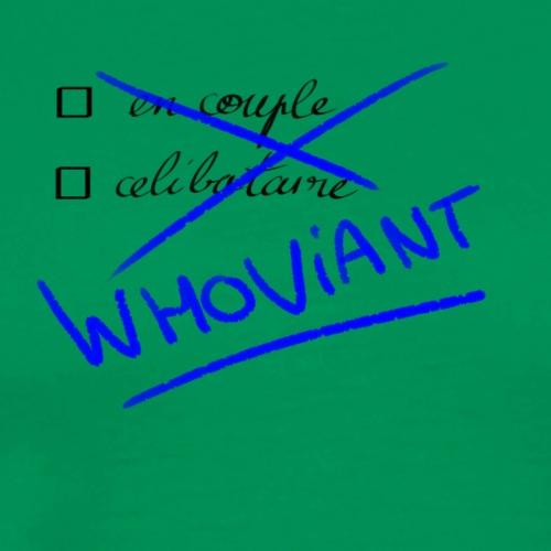 Whoviant - T-shirt Premium Homme