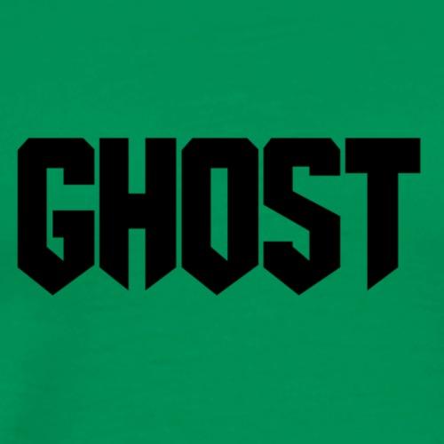 ghost logo design - Männer Premium T-Shirt