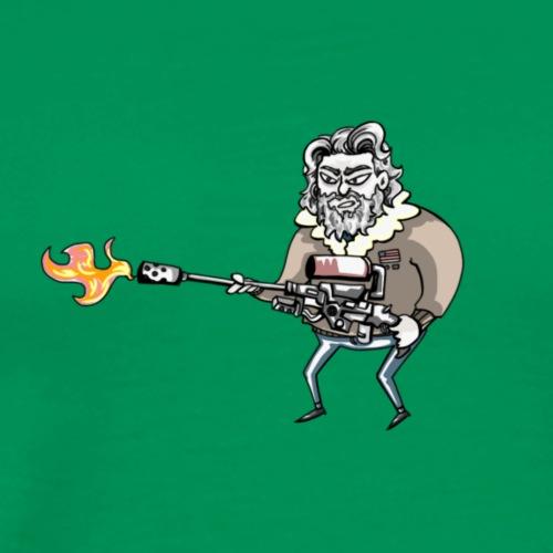 Getting Hot - Men's Premium T-Shirt
