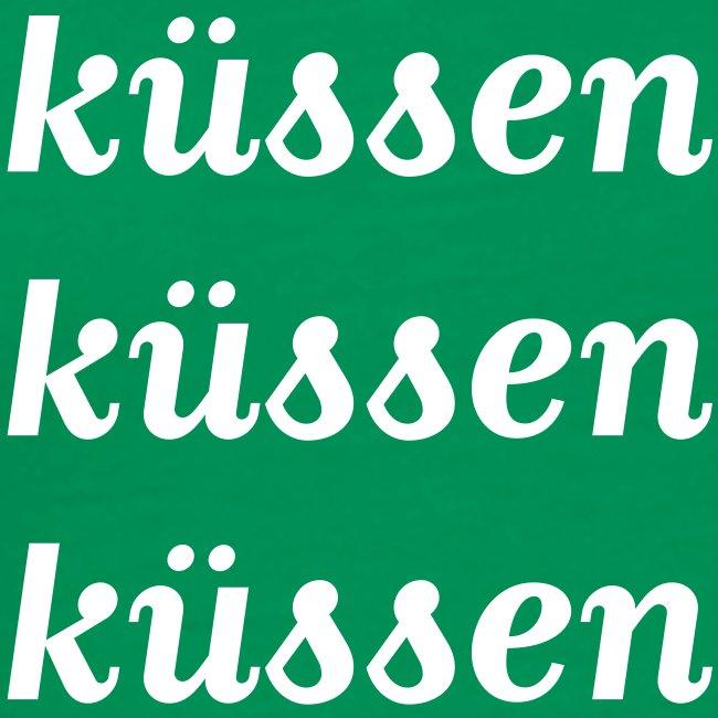 küssen küssen küssen