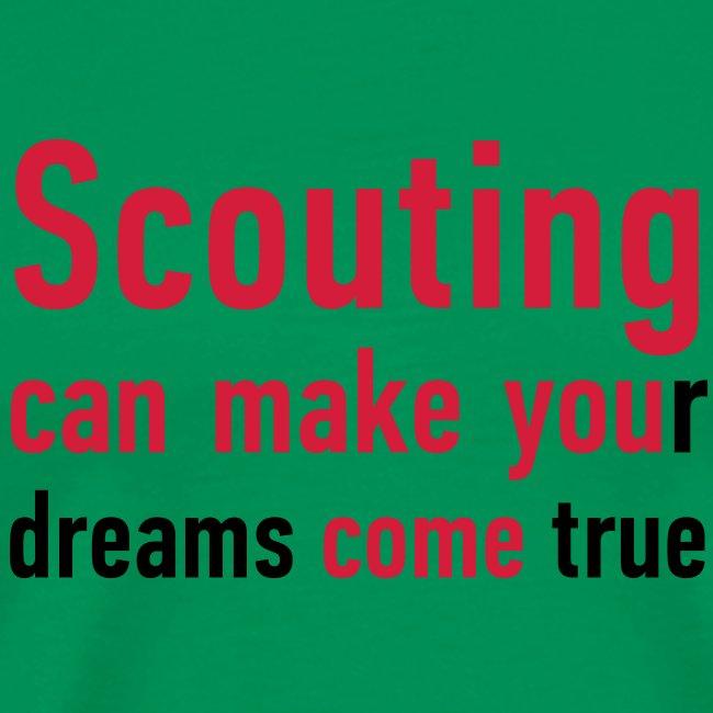 scouting make you come