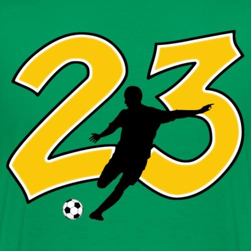 soccer - Men's Premium T-Shirt