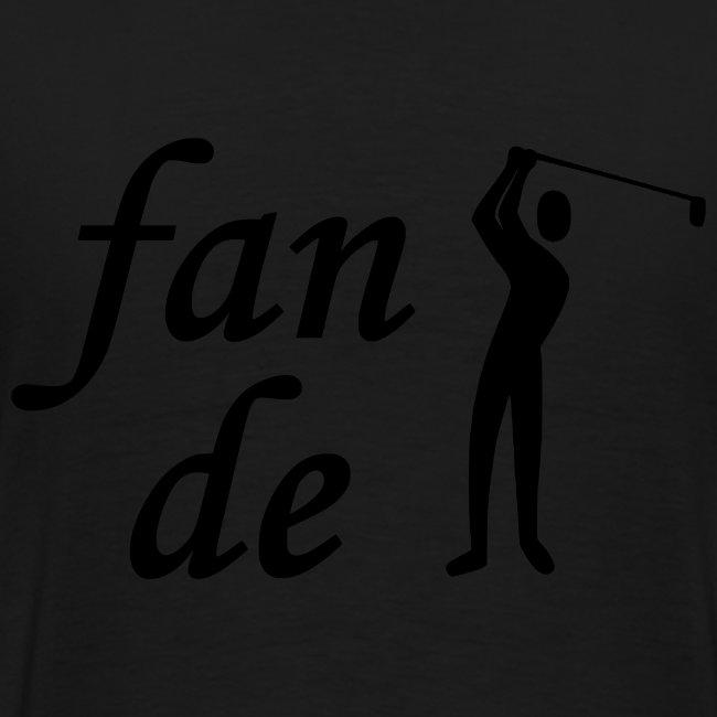 Fan de golf