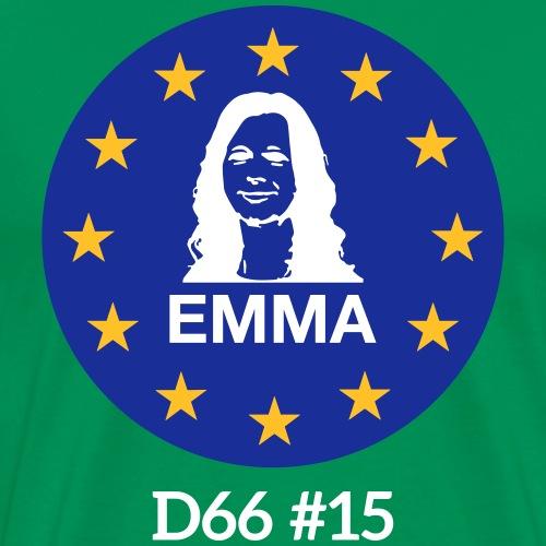 Emma naar EP - Mannen Premium T-shirt